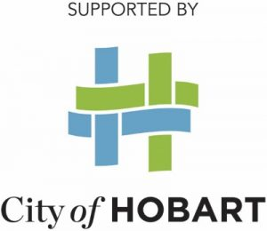 Supported by City of Hobart